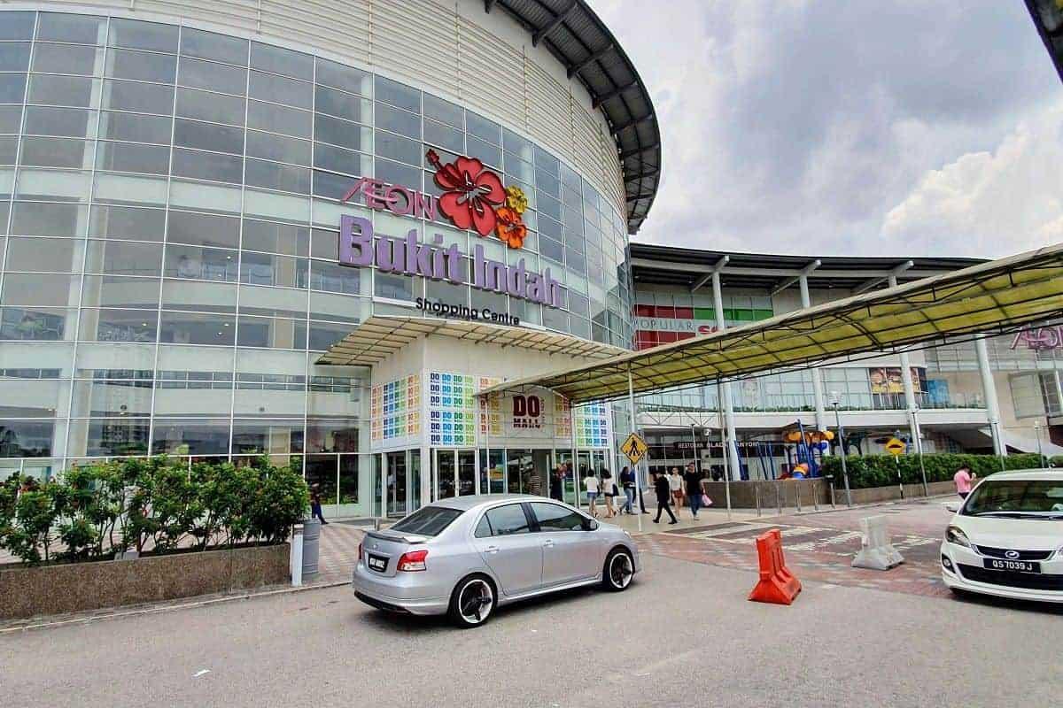 Bukit-Indah-Aeon-Jusco-Shopping-Mall-Front